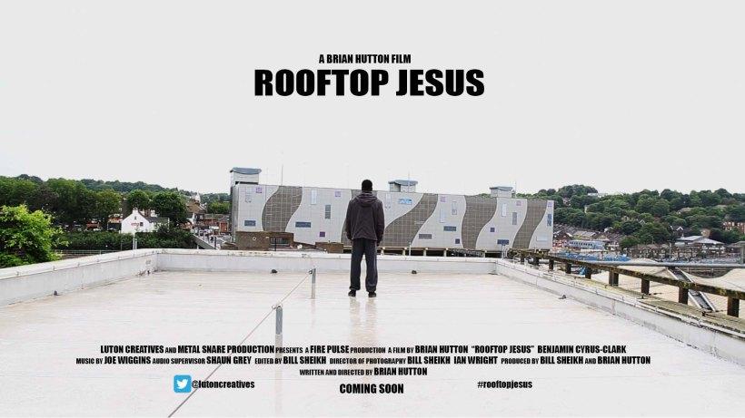 Rooftop Jesus 2
